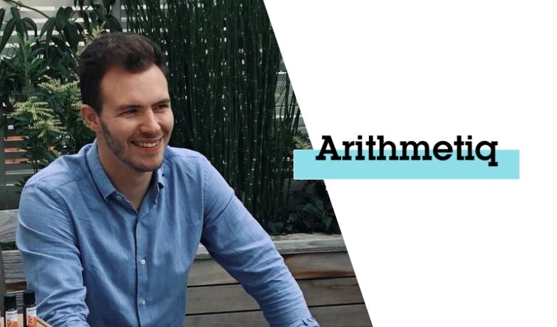 Arithmetiq, la start-up de Maxime Lasplanchas (Sup'Biotech promo 2013)