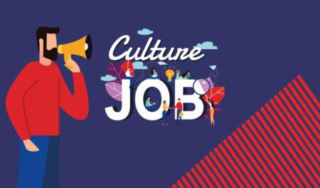 Découvrez le podcast Culture Job