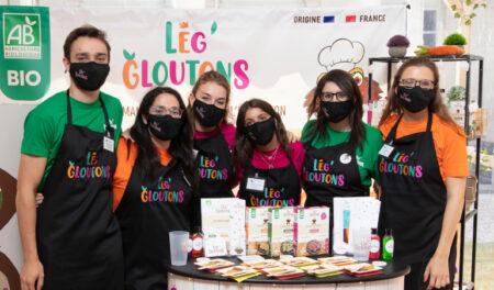 Concours Ecotrophelia: une belle finale pour le projet Leg'Gloutons des étudiants de Sup'Biotech!