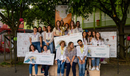 Ap'Eco, projet lauréat de l'Innovation Battle de Sup'Biotech !