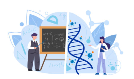 Enseignante-chercheuse à Sup'Biotech et coordinatrice de l'enseignement des mathématiques pour les deux campus de l'école, Ouerdia Arkoun explique pourquoi les mathématiques sont essentielles pour l'apprentissage des biotechnologies