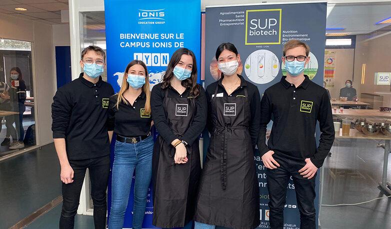 Focus sur Sup'Biotech à Lyon, l'autre ville des Biotechnologies